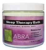 Therapy Bath 1 Lb Powder - Sleep Therapy Bath Abra Therapeutics 1 lbs Powder