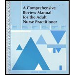 A Comprehensive Review Manual for the Adult Nurse Practitioner 9780673398604