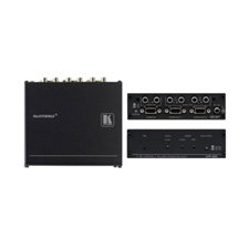 (Kramer Electronics Tools VP-2K HD Compatible 1x2 UXGA with Stereo Audio Distribution Amplifier)