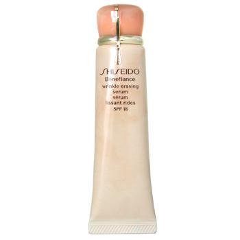 Shiseido Benefiance Wrinkle Erasing Serum SPF 18, 1.3 Ounce