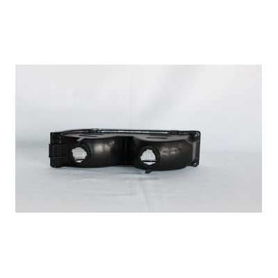 TYC 12-1410-01 Compatible with CHEVROLET/GMC Front Driver Side Replacement Parking/Signal Lamp Assembly: Automotive