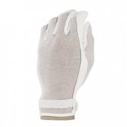- Evertan Women's Tan Through Golf Glove: White Pearl - Large Left Hand