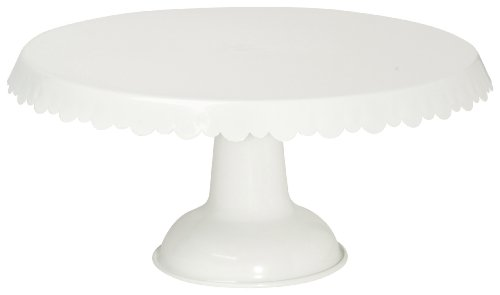 Now Designs Cake Stand White