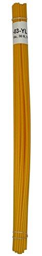 (Polyethylene (LDPE) Plastic Welding Rod, 1/8