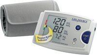 Quick Response Bp Monitor With Easy-Fit Cuff by A&D Medical