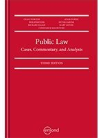Public Law: Cases, Materials, and Commentary