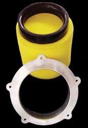 04 yfz 450 air filter - 9