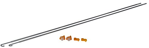 (Dorman 924-302 Tailgate Release Latch Linkage Rod, Pack of 2)