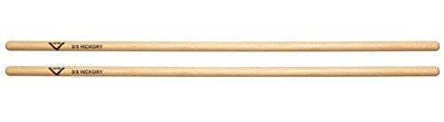 (Vater 3/8 Hickory Timbale Sticks, Pair)