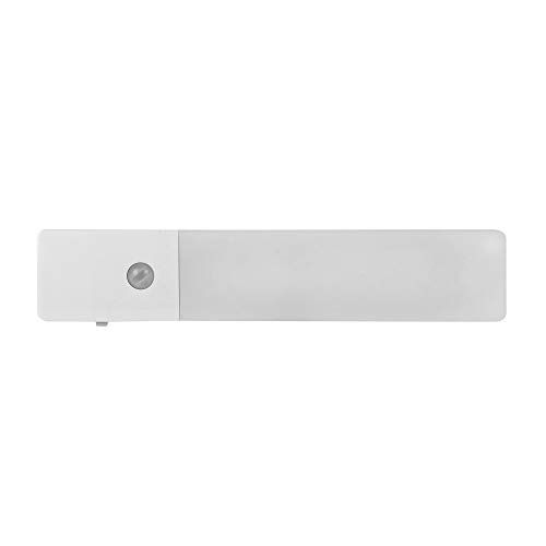 Motion Sensor Night Light/Cabinet Light/USB Rechargeable Battery/Led Soft and Bright Light/for Wardrobe/Cabinet/Wardrobe/Kitchen/Stairs, Etc.