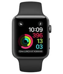 promo code 597b9 a017e Vell- Tech Apple Iphone 7 Plus 256GB Android & IOS Compatible Bluetooth  Smart Wrist Watch Phone With Camera & Sim Card Support - Black