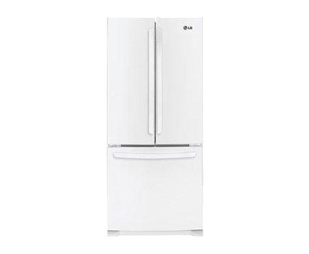 UPC 048231784061, LG LFC20770SW19.7 Cu. Ft. Smooth White French Door Refrigerator - Energy Star