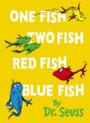 One Fish, Two Fish, Red Fish, Blue Fish: Mini Edition (Dr Seuss Mini Edition)