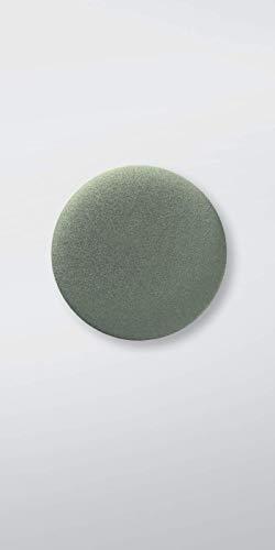- March Design Studio 【 March Design Glitter Reflex Reflector Badge Single Mini & max (55 mm) Metallic Gold