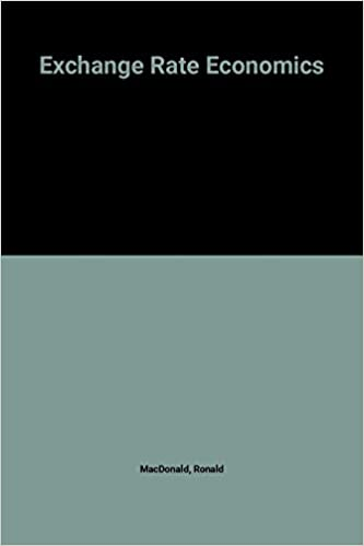 Exchange Rate Economics (The International Library of Critical Writings in Economics Series)