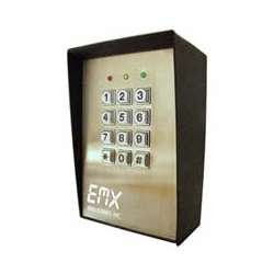 Weather Resistant Digital Keypad (EMX KPX 100 Weather Resistant & Vandal Resistant Digital Keypad Access Control)