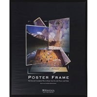 MCS Acrylic and Corrugated Back Poster Frame For a 18- Inch