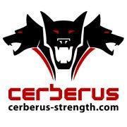 Schwarz CERBERUS Strength Triple-ply Kreuzheben