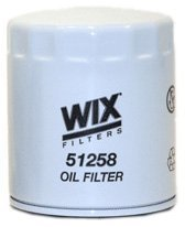 Wix 51258 Spin-On Lube Filter, Pack of 1