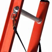 LockNClimb LNTW Aluminum 6061 LockNTie for Werner Extension Ladders