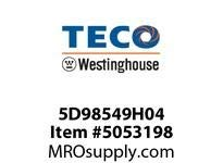 Teco-Westinghouse 5D98549H04 AEROSOL TOUCH-UP SPRAY PAINT LIGHT GRAY