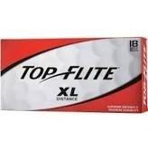 (TopFlite XL Distance Golf Balls (18 Count))