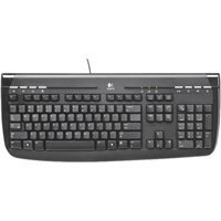20ac0e20656 Image Unavailable. Image not available for. Colour: Logitech OEM Internet  350 Keyboard ...