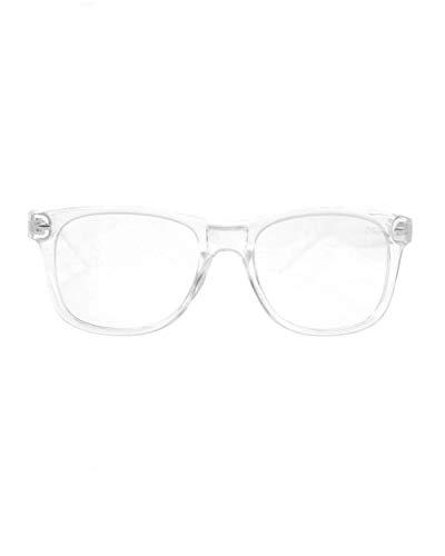 EmazingLights Diffraction Prism Rave Glasses (Transparent) -