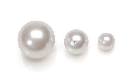 - Factory Direct Craft Wholesale Elegant Vase Fillers - 8 Ounce Bag (Approx 68 Pearls) Oversized White Pearl Beads - Unique Decorative Gems