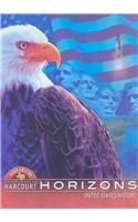 Harcourt Horizons: United States History Texas Edition (Harcourt School Publishers Horizons)