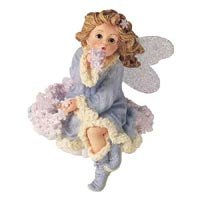 Boyds Wee Folkstone Flurry Frost Winter Dusting, 36012