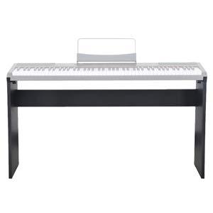 Artesia アルテシア デジタルピアノ (電子ピアノ) 純正スタンド ST-1/BK ブラック [対応モデル:PA-88W, Performer, PE-88] ST-1 ブラック B07L22W2G3