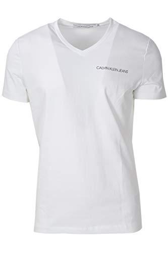 Hombre Vaquero Calvin Klein para Bianco qTCa4g