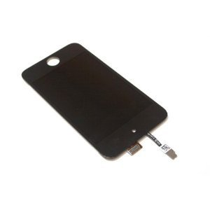 Generic Replacement for Apple Ipod Touch 4 4g 4th Gen. LCD Screen + Glass Touch Screen Digitizer Cover Attached Set/fully Pre-assemby