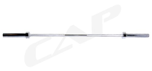 CAP Barbell OB-60 2-inch Chrome Solid Bar
