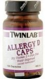 Cheap Twinlab Allergy D3 Capsules 100 Capsules