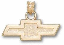 Amazoncom Chevy Bow Tie Logo 516 Pendant 10KT Gold Jewelry