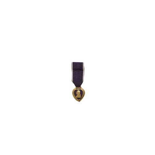 Heart Medal Military (Rothco Miniature Purple Heart Medal)