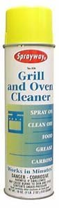(Grill & Oven Cleaner - Case:12)