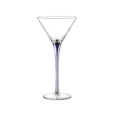 Tempest Cobalt Martini Glass (Set of 4)