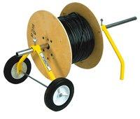 55455 - Rack-A-Tiers E-Z Roll Wire Rack