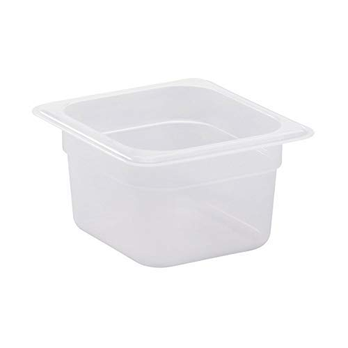 Cambro 64PP190 1/6 Size Food Pan, 4