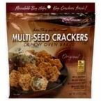 Crunch Master Multi-Grain Crackers Original -- 4.5 oz