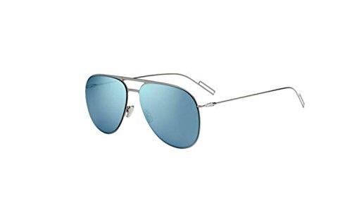 omme 0205S 06LB/3J Ruthenium Sunglasses ()