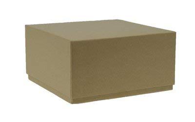 Custom Biogenic Systems B3CL, Box, Cardboard, for 15/50mL Tubes, 5 3/4 x 5 3/4 x 4 3/4/Each, 1 per Each