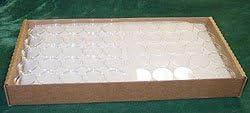 エアタイトホルダーfor Poker Chips withリング – ケースof 250