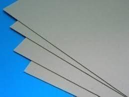 20 X SHEETS A5 GREYBOARD 1mm (1000 MICRON) DALTON MANOR DMGB100010 FBA