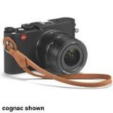LeicaLeica M&X Black Wrist Strap for Digital Camera (Black)