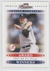 Roger Clemens #1994/2,001 (Baseball Card) 2003 Playoff Prestige - Award Winners #AW-4
