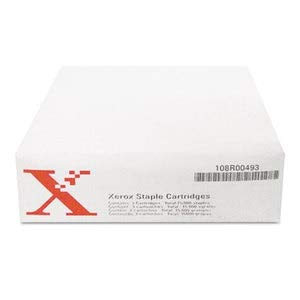 Staples for Xerox Workcentre Pro245/M45/232/Others, 3 Cartridges, 15, 000 Staples
